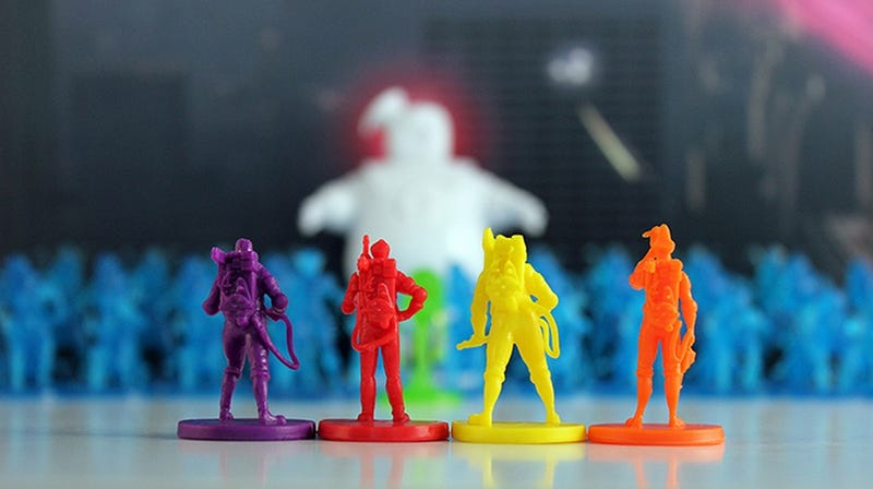 Illustration for article titled This Is What a $1.5 Million Ghostbusters Board Game Looks Like