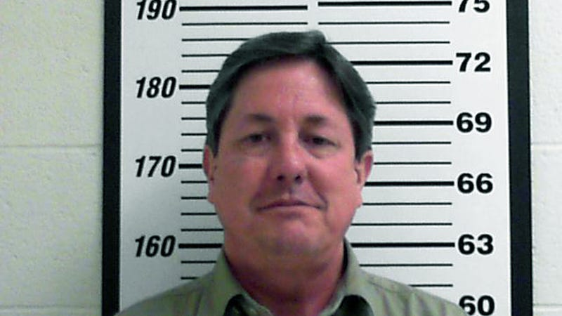 Lyle Jeffs in a 2016 booking photo. Photo courtesy of Davis County Jail via AP