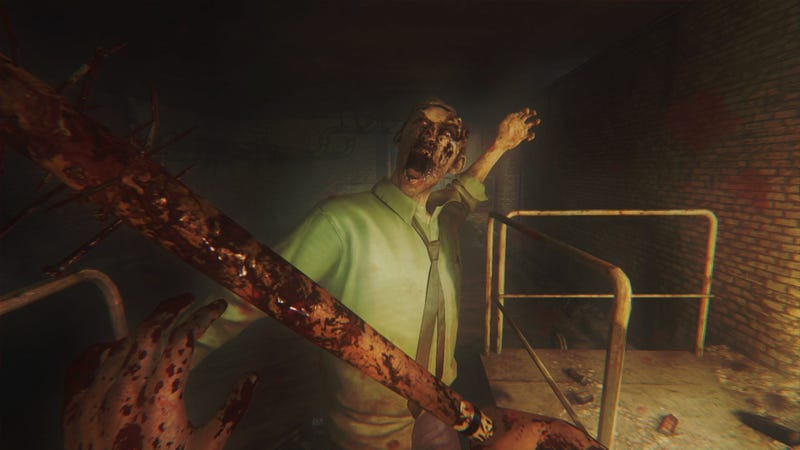 Illustration for article titled Even Without A GamePad, ZombiU Holds Up