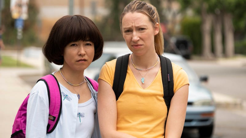 Maya Erskine and Anna Konkle star in Pen15
