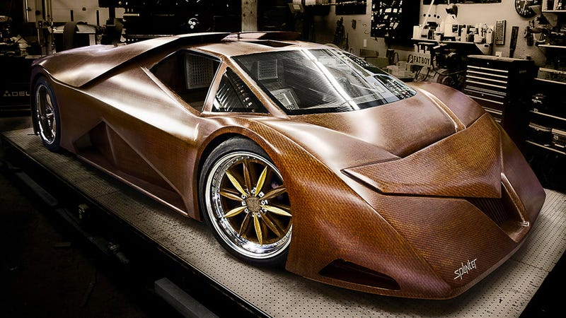 Ilration For Article Led The Ten Coolest Wooden Cars Of All Time