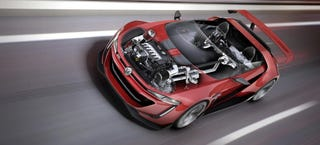 Illustration for article titled These Stunning Cutaways Take Us Inside VW's Virtual GTI Roadster