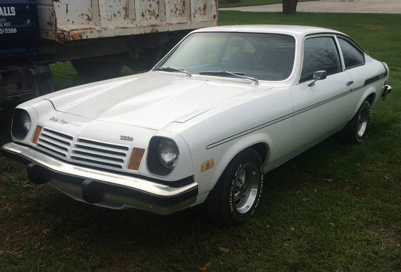 For 6 400 Could You Rally Around This 1974 Chevy Vega