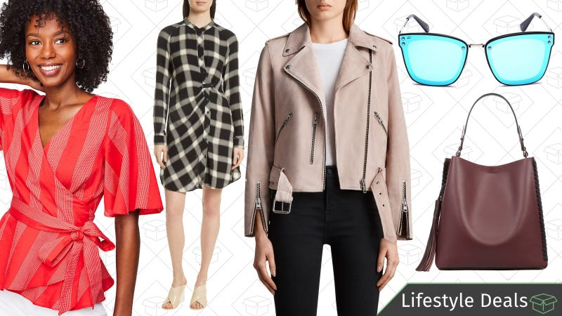 Illustration for article titled Wednesday's Best Lifestyle Deals: Nordstrom Rack,Privé Revaux, AllSaints, and More