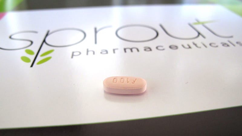 Illustration for article titled FDA Officially Approves 'Female Viagra'