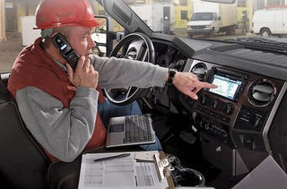 Illustration for article titled Ford's Sync AppLink Will Debut In 2011's Fiesta, With BlackBerry and Android Support