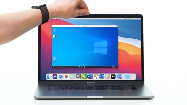 You Can Now Run Windows 10 on Apple s M1 Macs...Sort Of