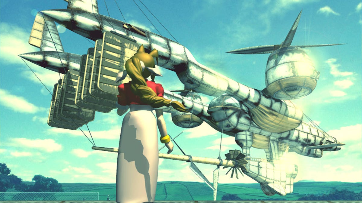 20 years after its release, Final Fantasy VII's Trumpian dystopia