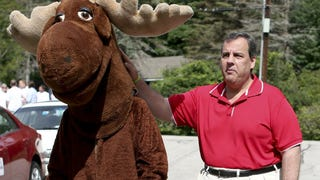 Romney Hosts Chris Christie and Marco Rubio at Deeply Weird Sleepover