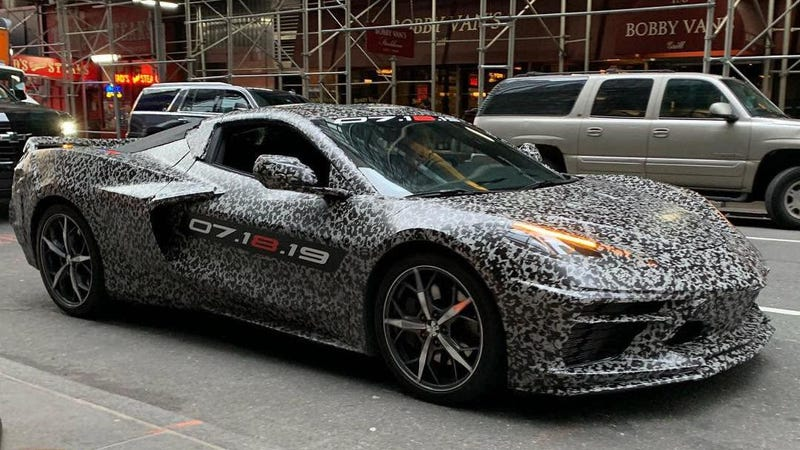 2020 Mid-Engine C8 Corvette Officially Announced, Coming ...