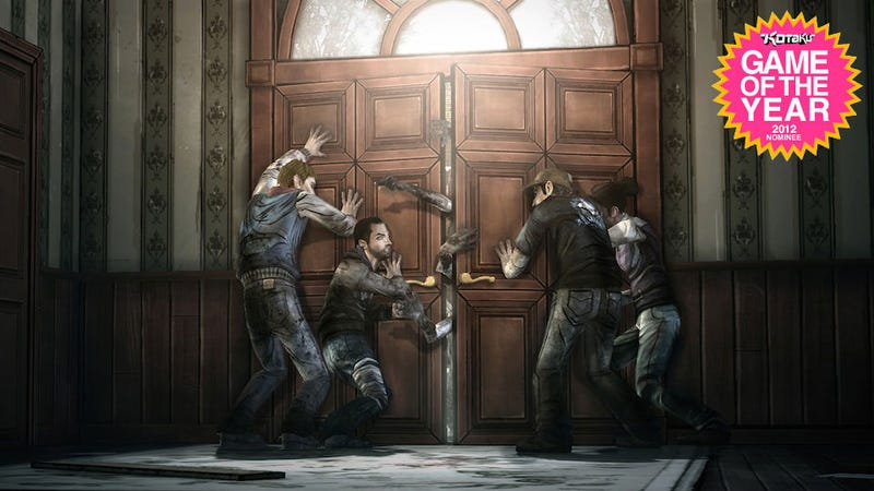 Illustration for article titled Why The Walking Dead Should Be Game Of The Year