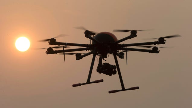 The FAA Wants to Follow Your Drones Like You Use Them to Follow Me