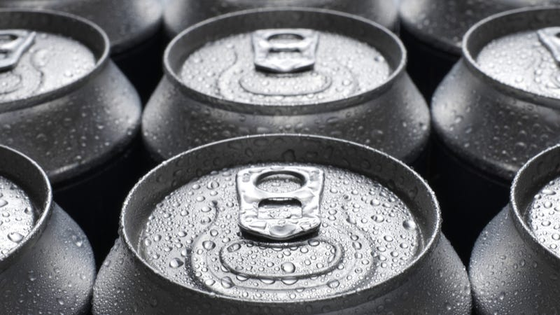 Illustration for article titled That condensation on your beer can might not be a good sign