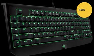 Illustration for article titled Razer BlackWidow Ultimate Stealth: The Kotaku Review