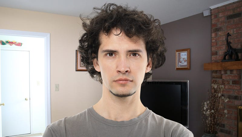 Illustration for article titled 25-Year-Old Moving Into Comfortable, Rent-Free Arrangement In Parents' Home Worried He's Hit Rock Bottom