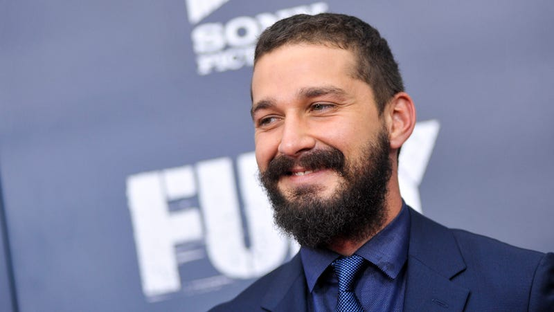 Illustration for article titled Shia LaBeouf Has Been Method Acting This Whole Time