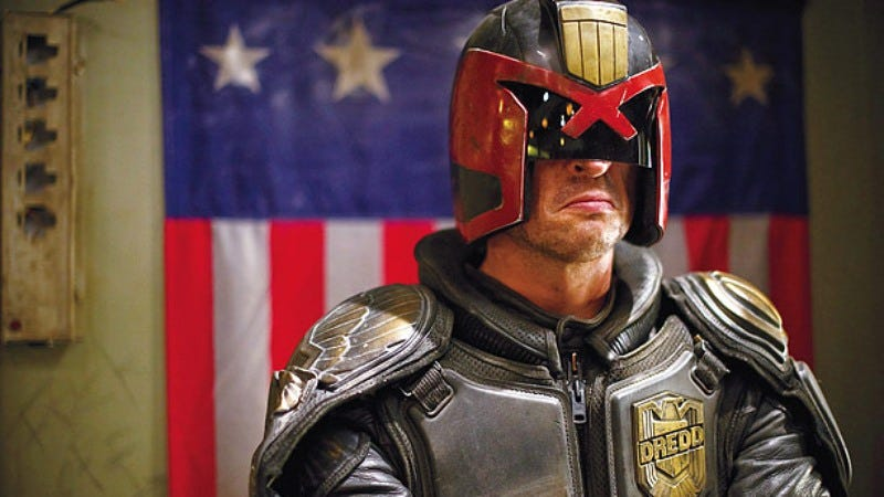 Illustration for article titled There will be no sequel to Dredd