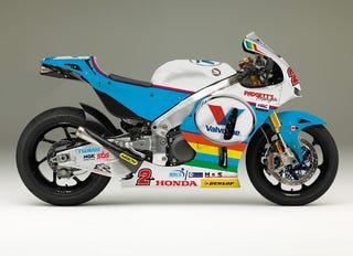 Illustration for article titled Bruce Anstey to race Honda MotoGP bike replica at Isle of Man TT