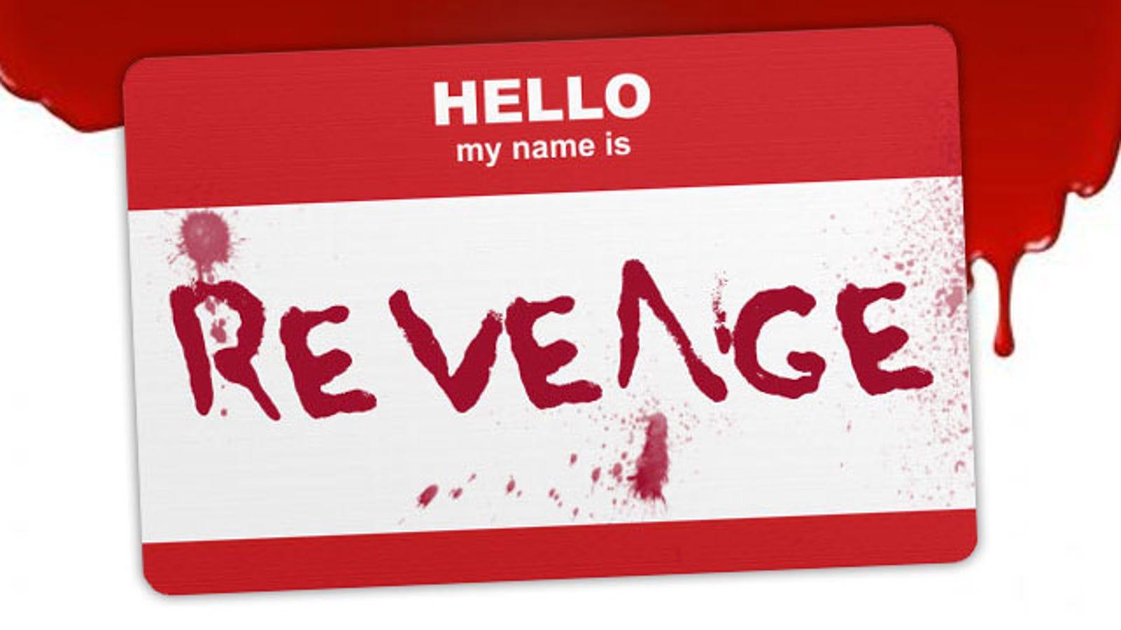 Sweet revenge on your asshole boss