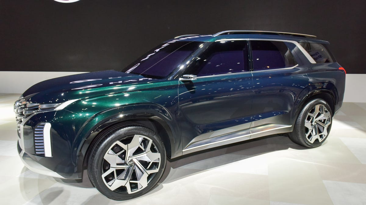 The 2020 Hyundai Palisade This Could Be The Answer To Hyundai S Suv
