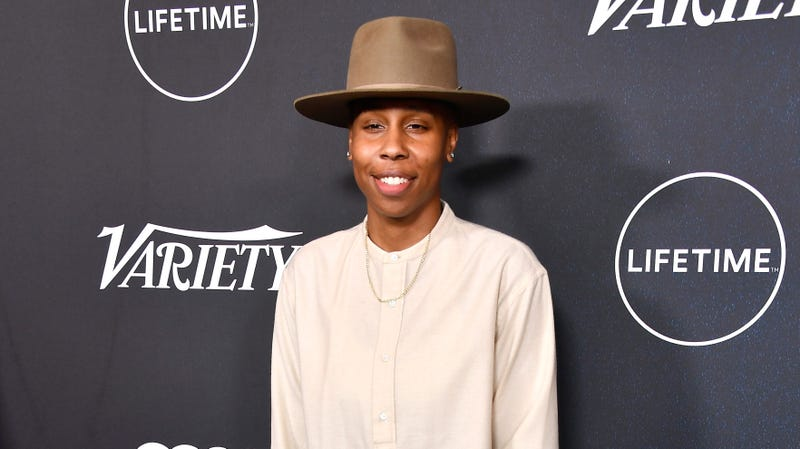 Lena Waithe attends Variety's Power Of Women: Los Angeles on October 12, 2018 in Beverly Hills, California.