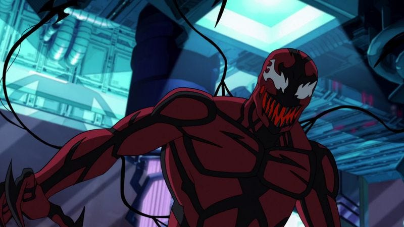 carnage will be the big bad in sony s venom movie