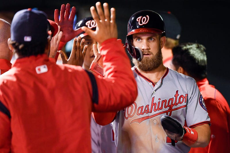 Illustration for article titled The Bryce Harper Derby Is Officially Off And Running