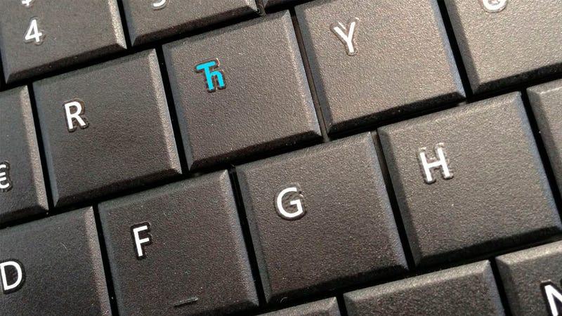 Illustration for article titled Tu próximo teclado podría tener este nuevo símbolo