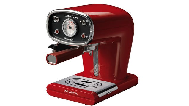 dear santa this retro ariete coffee maker please. Black Bedroom Furniture Sets. Home Design Ideas
