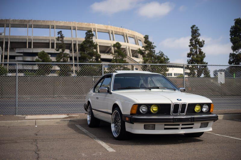 Clean E24 at SoCal Big Euro 2018 at Qualcomm Stadium, San Diego