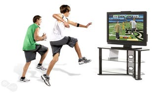 Illustration for article titled If Wii Fit And Madden Had A Baby...