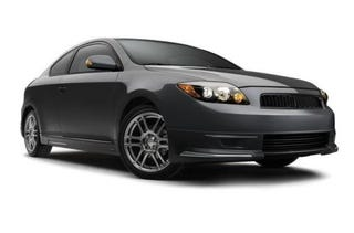 Illustration for article titled 2008 Scion tC Release Series 4.0 to Debut at Chicago, Continue Software Naming Convention