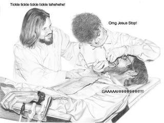 Illustration for article titled Jézus személyesen súgta meg, hogy hová építkezzen a XII. kerületi önkormányzat