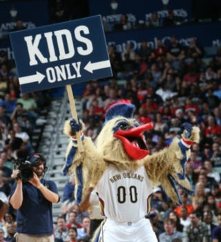 Illustration for article titled Pierre The Pelican Just Got Infinitely More Terrifying
