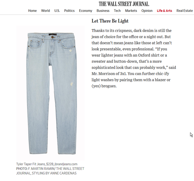 Illustration for article titled Worn Out Jeans: $228