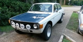Illustration for article titled For $3,850, Will This 1973 Volvo 142 Rally To The Cause?