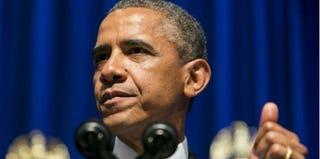 President Barack Obama (Kristoffer Tripplaar-Pool/Getty Images)