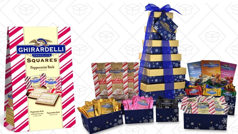 15% off Ghirardelli Holiday Chocolates