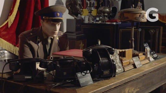 New York's Morbid KGB Museum Is for Spy Nerds