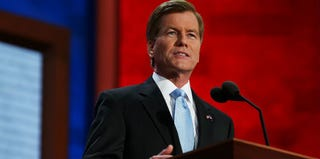 Virginia Gov. Bob McDonnell speaks during the 2012 Republican National Convention. (Chip Somodevilla/Getty Images)