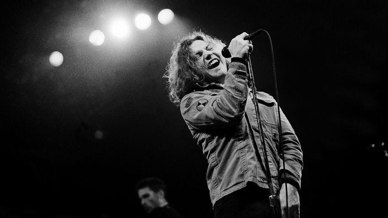 Eddie Vedder (Photo: Paul Natkin/Wire Image/Getty Images)