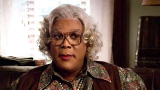 Tyler Perry as his Madea characterIMDB
