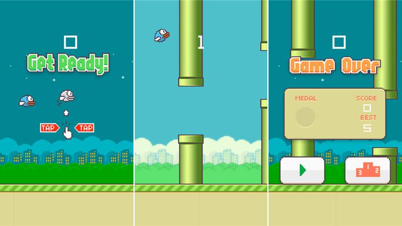 Illustration for article titled Un clon casi perfecto de Flappy Bird arrasa en la App store