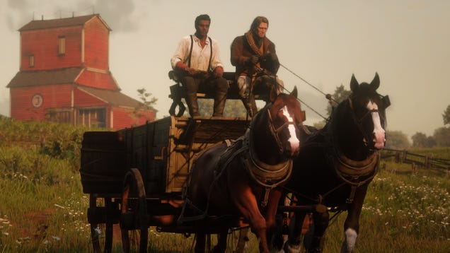 Red Dead Redemption 2's Depiction Of Jim Crow Racism Doesn't Add Up