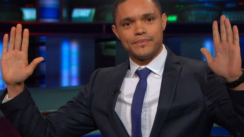 Illustration for article titled UPDATED: Trevor Noah has some skeletons in his Twitter feed