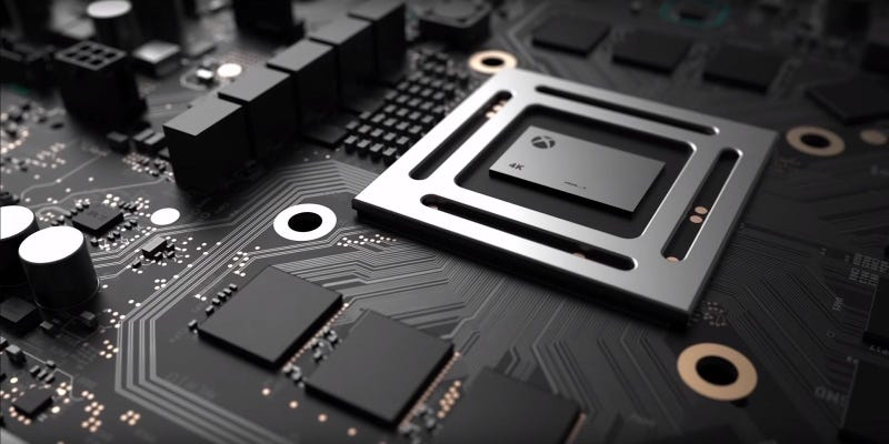 Illustration for article titled Nyren's Corner: Xbox Game Pass and Halo 6 Splitscreen Have Sold Me on Project Scorpio