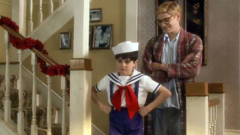 Christmas Story 2.A Christmas Story 2 Honors A Holiday Classic Through Awkward