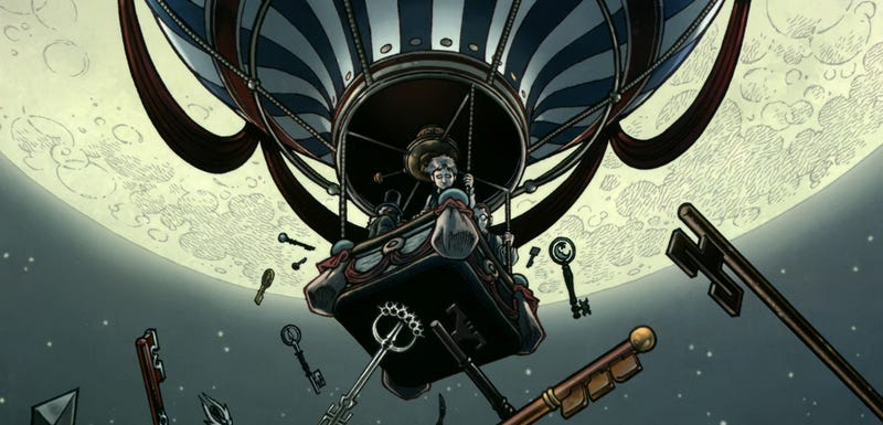 Illustration for article titled Cult Favorite Comic Locke & Key to Become a Movie Trilogy