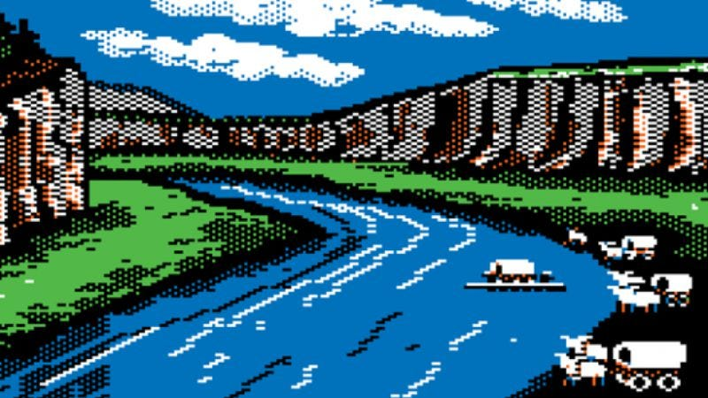 Illustration for article titled Read This: A detailed history of the genesis and development of The Oregon Trail
