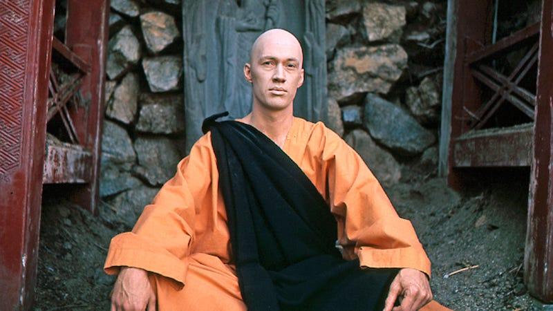 kung fu david carradine